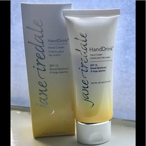 Jane Iredale SPF 15 Hand Drink hand lotion